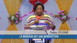 MESSAGE LE MARIAGE EST UNE BENEDICTION