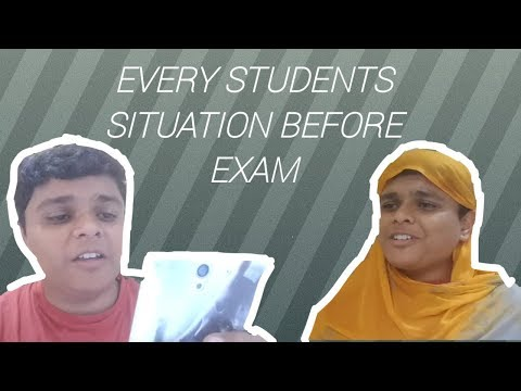 Every Students Situation Before Exams  Arjun Vines  Ashish Chanchani Inspired