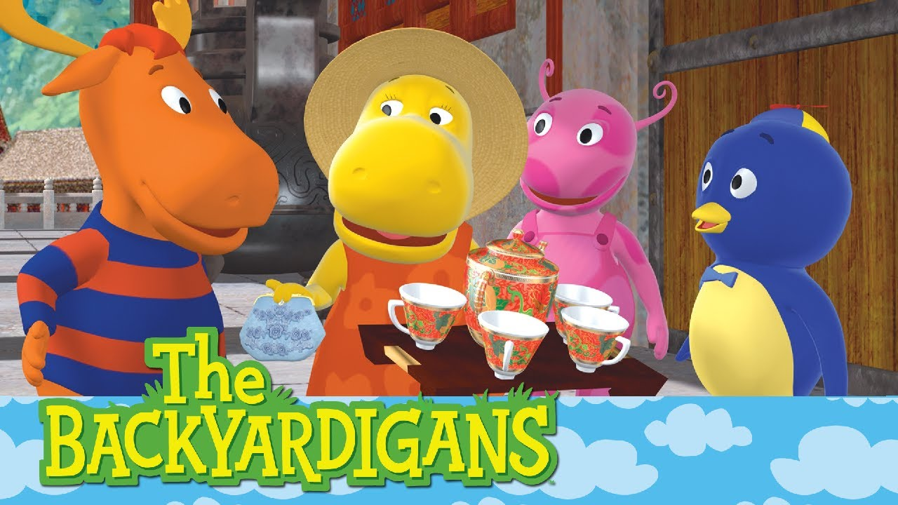 The Backyardigans: High Tea   Ep.20   YouTube