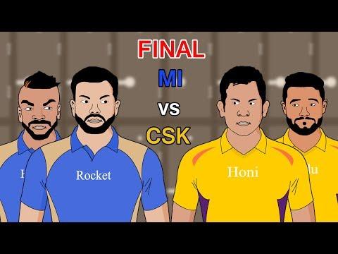 IPL 2019 Final | MI vs CSK