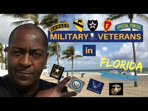MILITARY VETERANS in FLORIDA