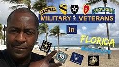 MILITARY VETERANS in FLORIDA