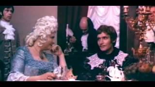 Garšo pēc āpšu mī... apšu mizām - epizode no k/f Melnā vēža spīlēs (1975)