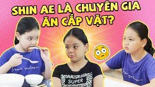 SỰ THẬT KHÔNG THỂ CHỐI CÃI? Shin Ae thật ra là cô bé ham chơi và chuyên ăn cắp vặt?   FAST TV