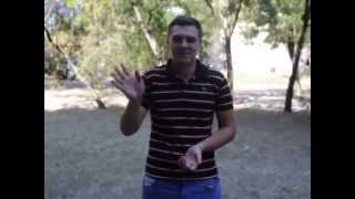 Ice Bucket Challenge от Виктора Майорова