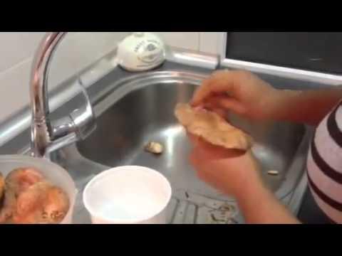 Limpiar Niscalos Como Lavar Niscalos Recetas De Comida 10 La