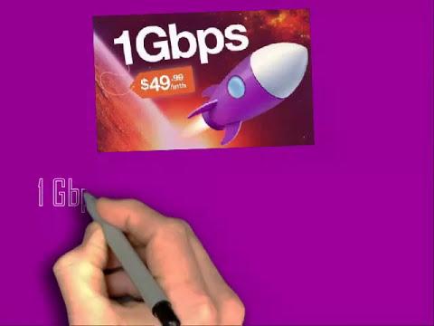 MyRepublic World Fastest 1 Gbps(1000 Mbps) Fibre Broadband Singapore