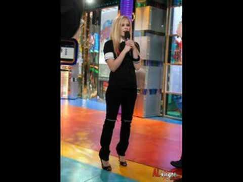 Avril Lavigne - Techno remix