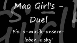 Mao Girls Duel