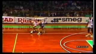 1990 Riunite Reggio Emilia vs Arimo Fortitudo Bologna r.s. (2nd half)