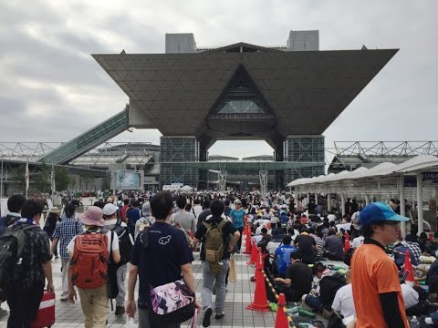Inside Comiket 90, Day 3