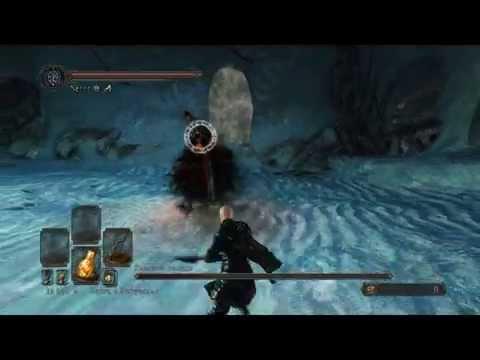 Dark Souls 2 Дымный Рыцарь Vs Лук Драконьего Всадника  №49