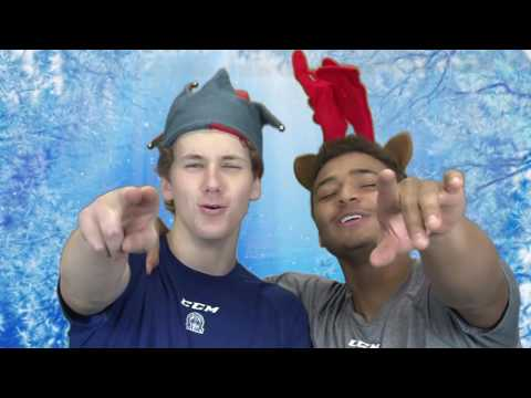 Swift Current Broncos 2016 Christmas Video