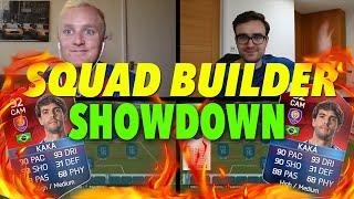 fifa 16 squad builder showdown vs aj3   92 rated kaka