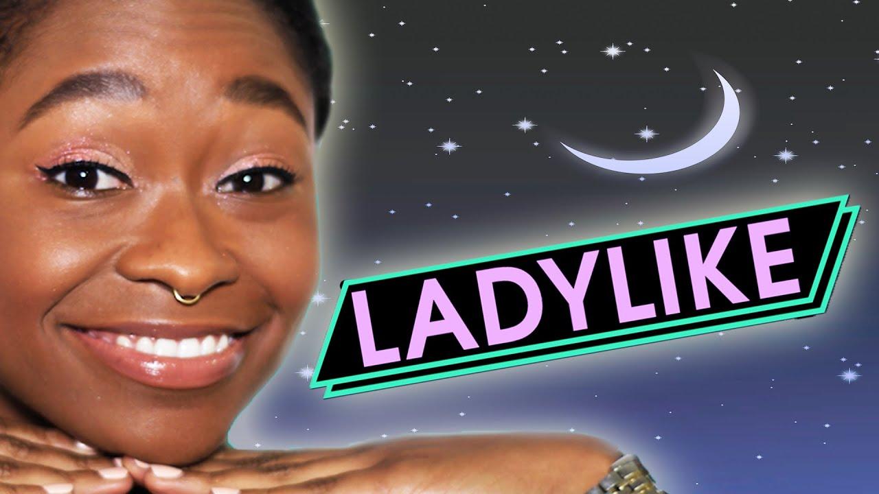 Women Try All Night Makeup • Ladylike - YouTube