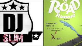 New Hunter HD | Ride It [De Road Runner Riddim] Grenada Soca 2013