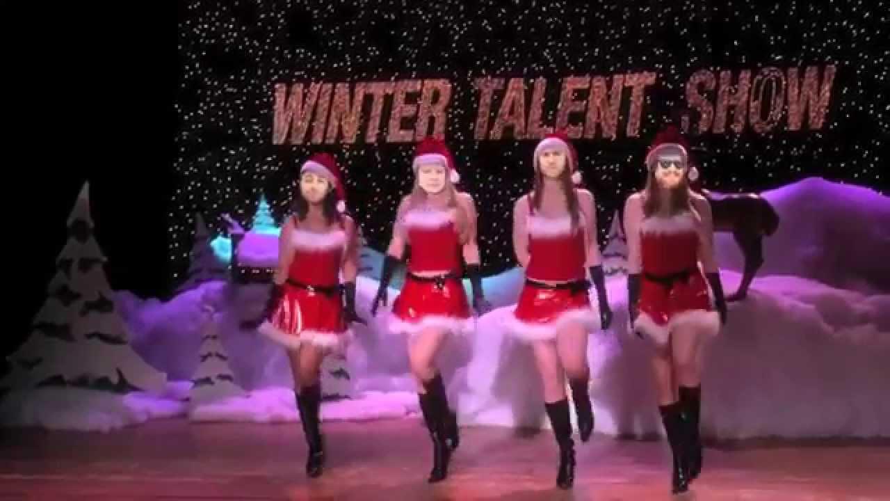 Fall Out Boy Christmas Wallpaper Fall Out Boy Vs Mean Girls Jingle Bell Rock Youtube