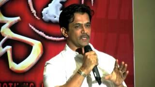 Action Hero Arjun Speech - Jai Hind 2 [HD]