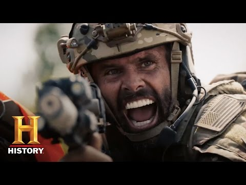 SIX: The Seal Team Six Family | New Series Premieres Jan 18 10/9c | History