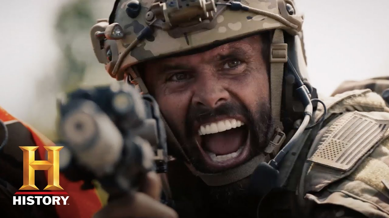 Six The Seal Team Six Family New Series Premieres Jan 18 10 9C History