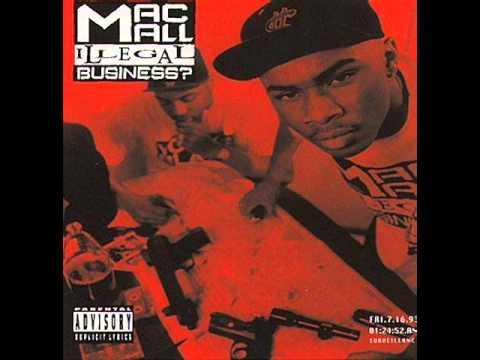 Mac Mall. Illegal Business (Full Album)