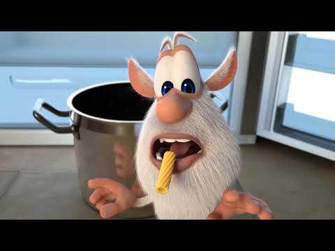 Буба - Холодильник 🌨️ Серия 55 - Весёлые мультики для детей - Буба МультТВ