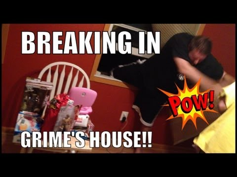 Grim's Toy Show Ep 570: HACKED by Grime!! Fight and match setup! WWE Figure collections displays