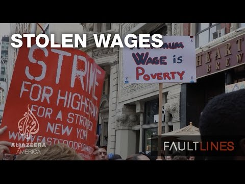 Stolen Wages - Fault Lines