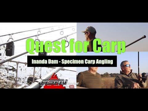 Search For Specimen Carp Inanda Dam KZN ASFN Fishing Vlog