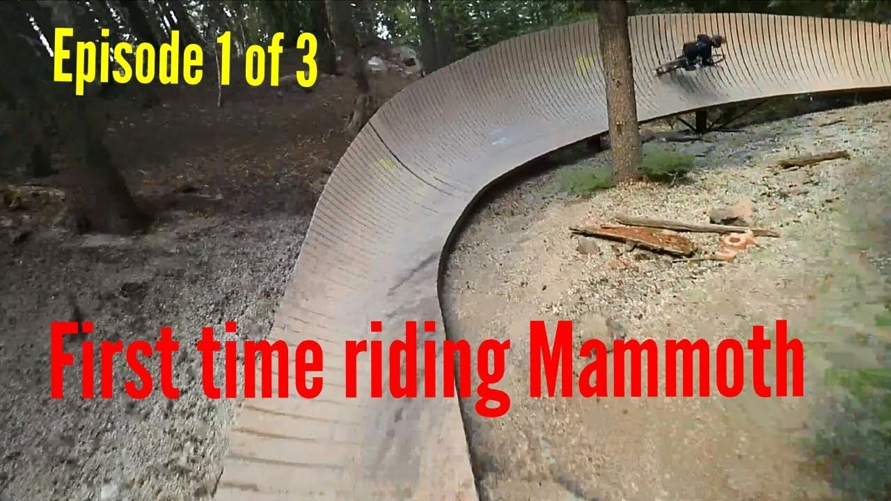First time riding Mammoth Mountain Bike Park Day 1 (Recoil, Velocity, on mammoth mountain map, mammoth creek utah map, mammoth condo rental map, mammoth az map,