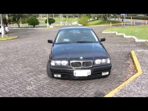 VENDO / BMW Série 3 1994 Sedan ( Modelo 318is - Motor 1.9 - 4 cilíndros - Câmbio Automático )