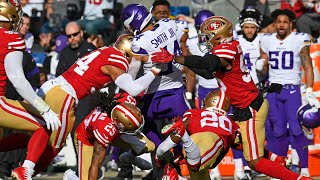 Big lessons from 49ers' NFL playoff win over Vikings