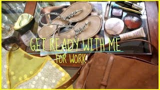 Get Ready With Me For Work