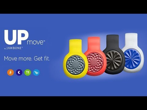 New Gadget (UP MOVE by Jawbone Activity + Sleep Tracker)