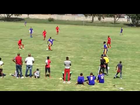 Strokes FC in action.