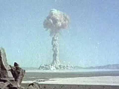 icbm nuclear missle strike  huge atomic  atom bomb  explosion hydrogyn a-bomb underground