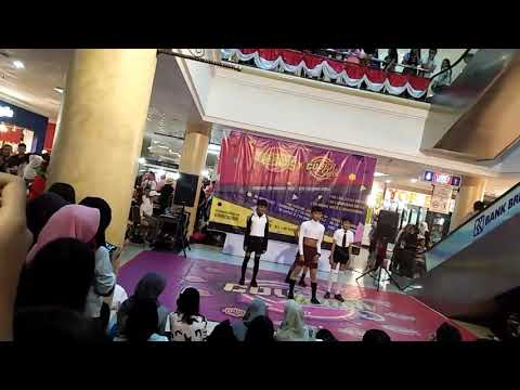 BLINKERS DANCE COVER BLACKPINK. AT BANDUNG TRADE CENTRE EVENT COVER IDOL'17 . 2017.08.20