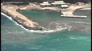 Tsunami Hakahau 11-03-2011.mpg