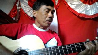 INDONESIA JAYA (Harvey Malaiholo)-Iman Jaya Acoustic Covrr