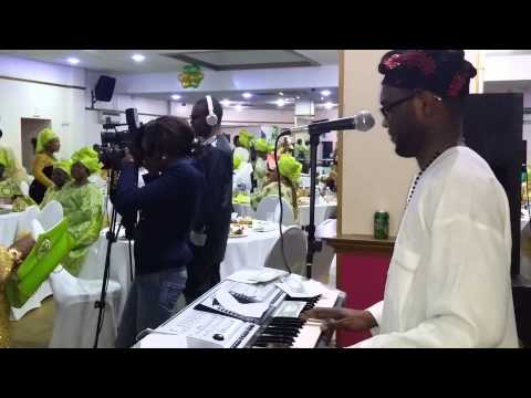 Dammy Pilgrims - Live at Mrs Omotade's party, 2014 part2