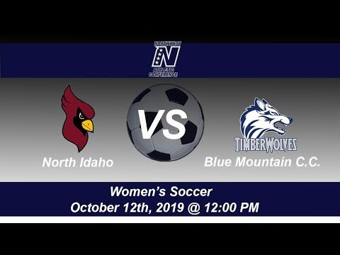 North Idaho College Women Soccer host Blue Mountain Community College