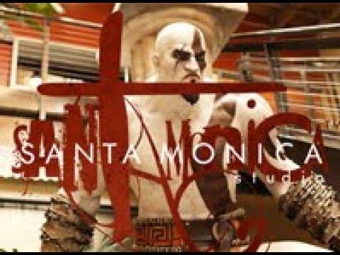 Sony Santa Monica, Presentación del estudio