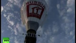Кругосветка за 14 дней. Федор Конюхов полетел вокруг Земли на воздушном шаре