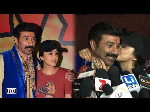 Bhaiyyaji Superhit Movie | Preity Zinta, Sunny Deol, Ameesha Patel | On Location