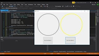 How to Draw Circle in VB.NET