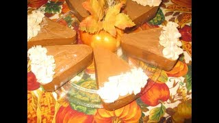Fresh Pumpkin Pie Spice Soap With Real Pumpkin Puree