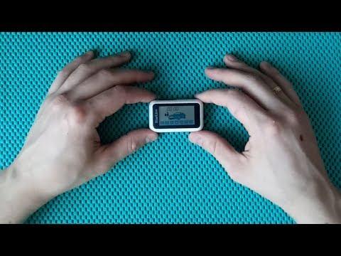 StarLine E90 замена LCD (шлейф)