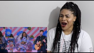 Shawn Mendes - Lost In Japan (Live at VSFS 2018) // REACTION!!!