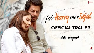 Jab Harry Met Sejal Trailer | Shah Rukh Khan, Anushka Sharma thumbnail