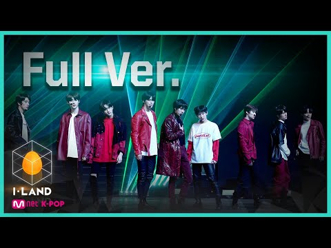 [I-LAND/Full Ver.] 파이널 테스트_I-LANDER ♬Calling (Run To You) (Rehearsal Ver.) EP.12